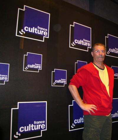 Interview sur France Culture